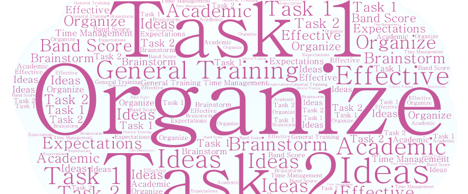 How To (And How Not To) Organize Your Thoughts on the Writing Exam - Part 1 - Task 1