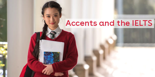 Accents and the IELTS Exam