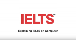 Explaining IELTS on Computer