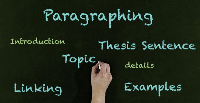 IELTS Writing Tips: The Importance of Paragraphing