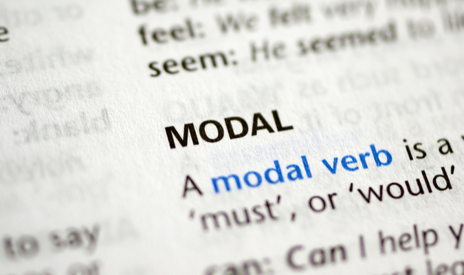 IELTS Grammar Exercises: Modals